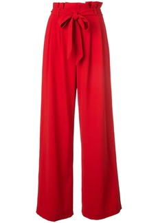 Alice + Olivia Farrel wide-leg trousers