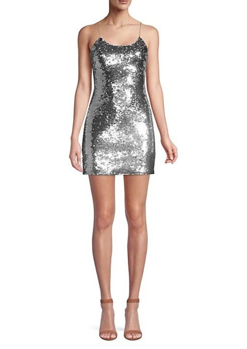 Giselle Sequin Mini Dress