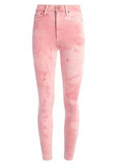 Alice + Olivia Good High-Rise Skinny Jeans