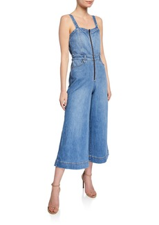 Alice + Olivia Gorgeous Gaucho Jumpsuit