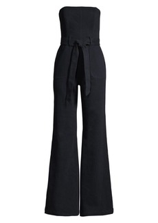 Alice + Olivia Gorgeous Susy Strapless Jumpsuit
