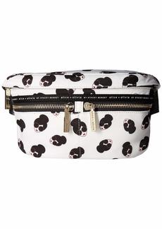 Alice + Olivia Gracie Staceface Nylon Belt Bag