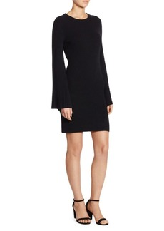 Alice + Olivia Gretel Bodycon Sweater Dress