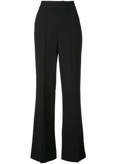 Alice + Olivia high-rise flared trousers