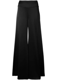 Alice + Olivia high rise palazzo trousers