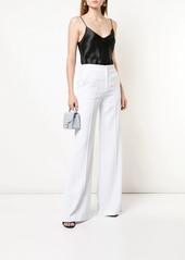 Alice + Olivia high-waist slim-fit trousers