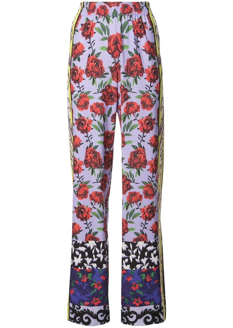 Alice + Olivia high-waisted trousers