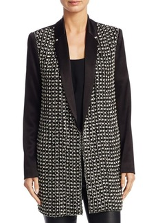 Alice + Olivia Jace Embellished Jacket