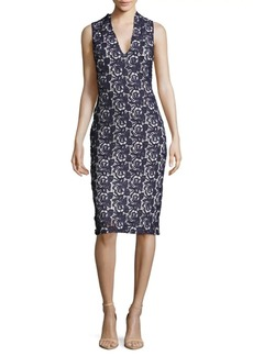 Alice + Olivia Jacki Knee-Length Dress