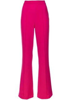 Alice + Olivia Jalisa fitted trousers