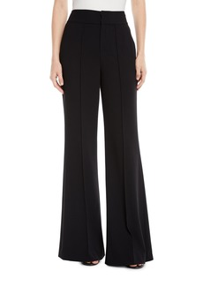 Alice + Olivia Jalisa High-Rise Wide-Leg Pants
