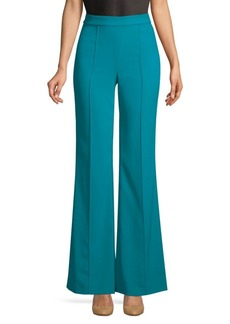 Alice + Olivia Jalisa High-Waist Fitted Pants