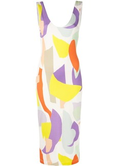 Alice + Olivia James fitted dress