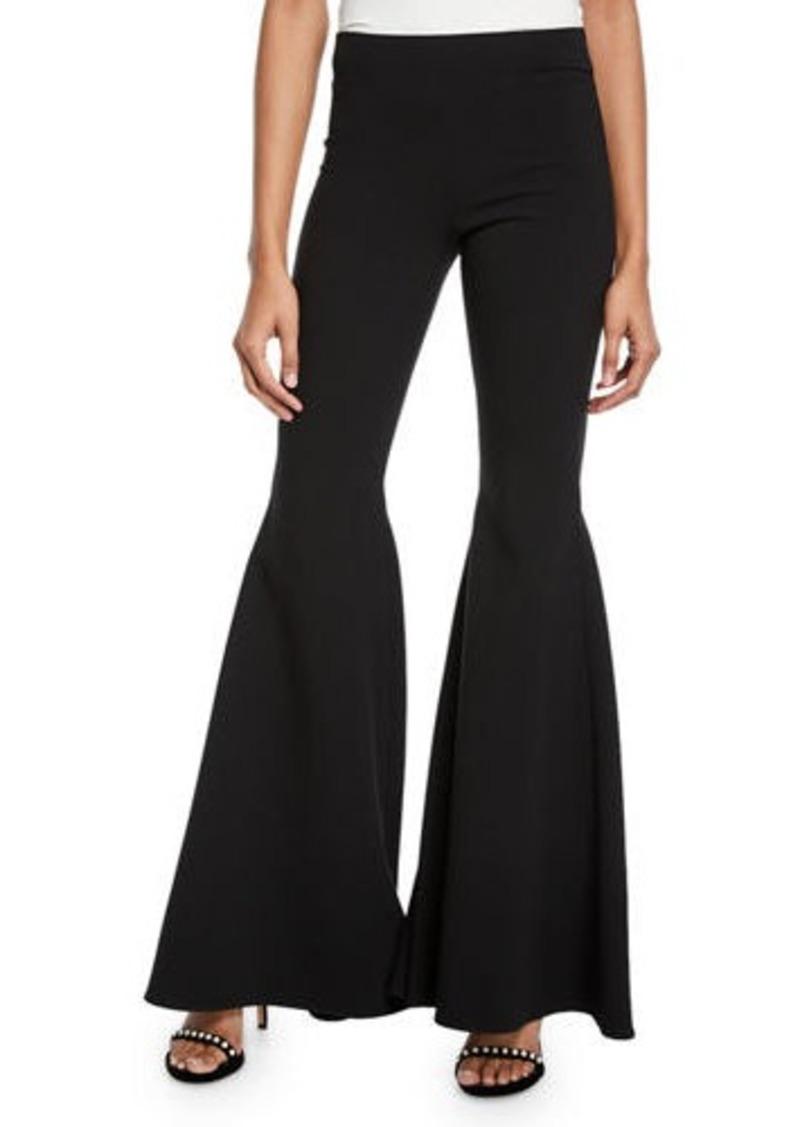 Alice + Olivia Jinny Back Zip Full Length Pants