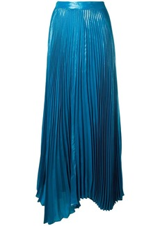 Alice + Olivia Kats pleated maxi skirt