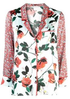 Alice + Olivia Keir pajama top
