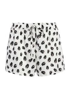 Alice + Olivia Kimber Pajama Shorts