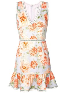 Alice + Olivia Kirean floral print dress