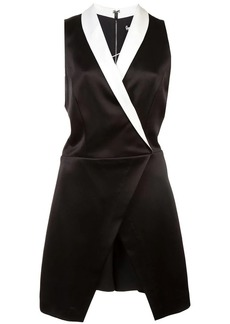 Alice + Olivia layered effect playsuit