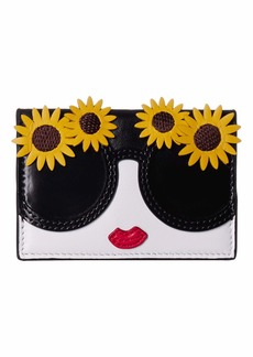 Alice + Olivia Lexi Stace Face w/ Envelope Card Case
