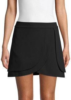 Alice + Olivia Nicolina Layered Skirt