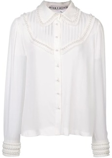 Alice + Olivia Noreen blouse