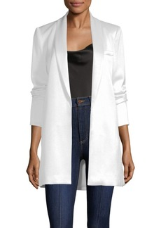 Alice + Olivia Oversized Shawl Collar Blazer