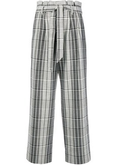 Alice + Olivia paper bag trousers