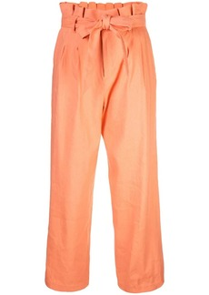 Alice + Olivia paperbag lightweight trousers