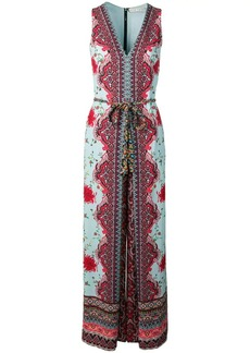 Alice + Olivia patterned jumpsuit
