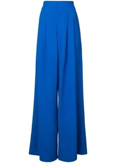 Alice + Olivia pleated palazzo pants