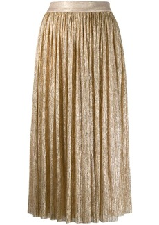 Alice + Olivia pleated skirt