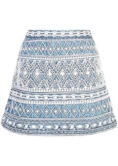 Alice + Olivia Riley mini skirt