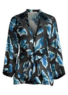 Alice + Olivia Rosario Tie Waist Kimono