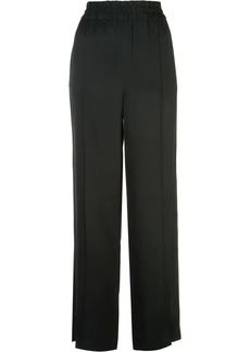 Alice + Olivia ruched waistband trousers