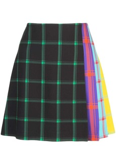 Alice + Olivia Semira pleated skirt