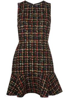 Alice + Olivia Sonny ruffle dress