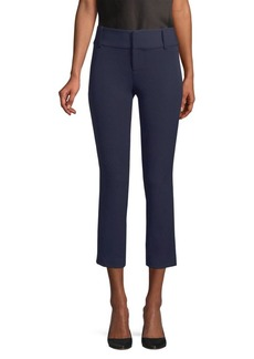 Alice + Olivia Stacey Slim Ankle Pants