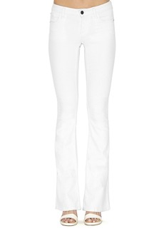 Alice + Olivia Stacey Stretch Boot-Cut Jeans