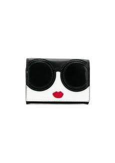 Alice + Olivia sunglasses face wallet