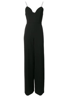 Alice + Olivia sweetheart jumpsuit