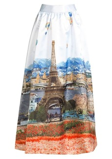 Alice + Olivia Tina Paris Ball Gown Skirt