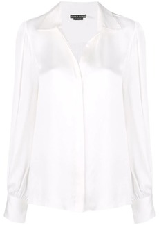 Alice + Olivia V-neck blouse