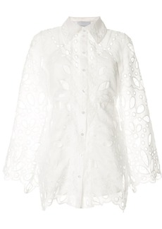 Alice McCall Baudelaire broderie anglais mini dress