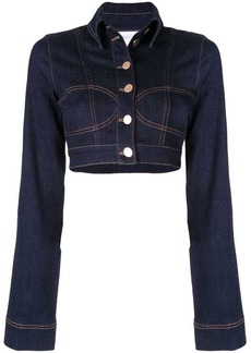 Alice McCall Bloomsbury cropped jacket