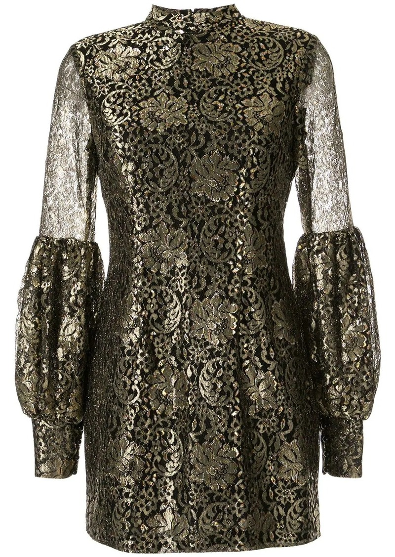 Alice McCall Distant Realms juliette sleeve dress