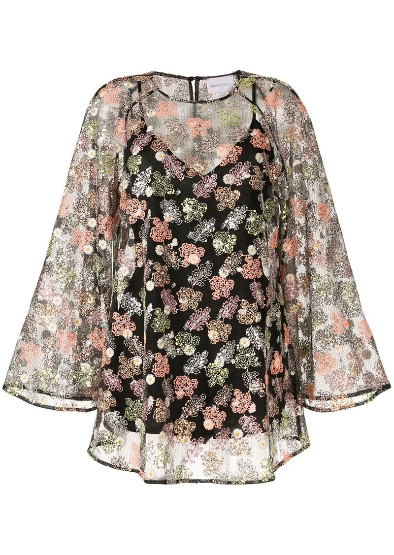 Alice McCall floral print dress