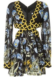 Alice McCall Flower Girl mini dress