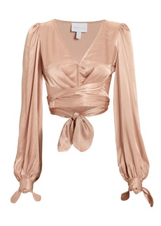 Alice McCall I Like That Wrap Top