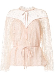 Alice McCall Magicians Daughter embroidered blouse